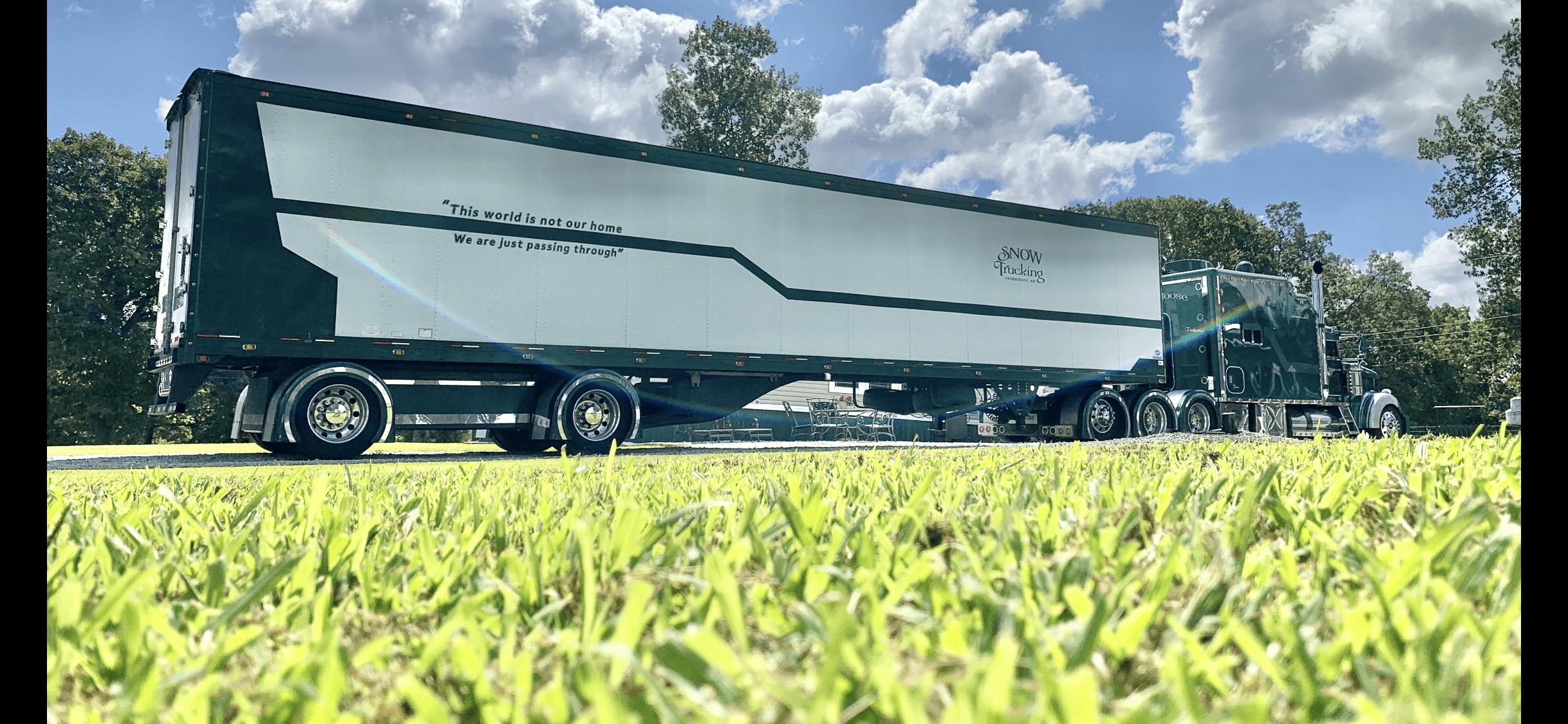 Daniel S 1996 Freightliner Classic- XL