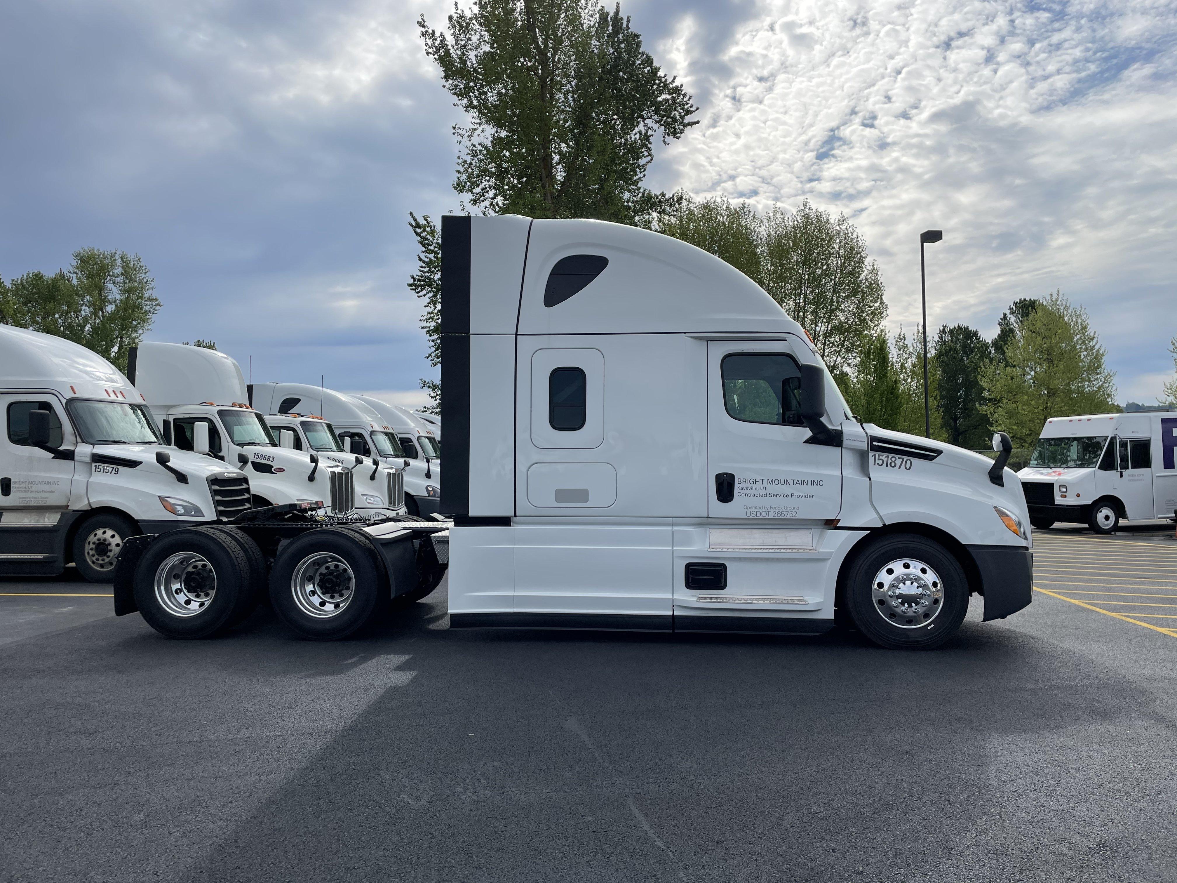 Shelby H 2021  Cascadia